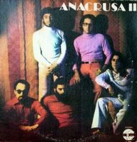 ANACRUSA - Anacrusa II CD album cover