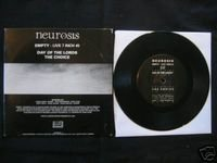 Neurosis - Empty CD (album) cover
