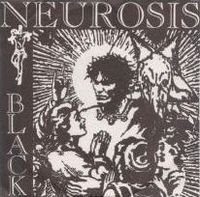 Neurosis - Black CD (album) cover