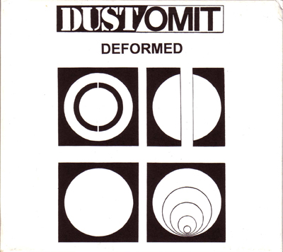 OMIT (CLINTON WILLIAMS) - Deformed (Dust / Omit) CD album cover
