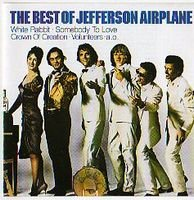 Jefferson Airplane - The Best Of Jefferson Airplane CD (album) cover