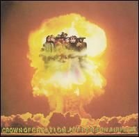 Jefferson Airplane - Crown Of Creation CD (album) cover