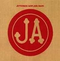 Jefferson Airplane - Bark CD (album) cover