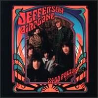 Jefferson Airplane - 2400 Fulton Street CD (album) cover