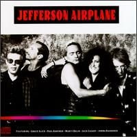 Jefferson Airplane - Jefferson Airplane CD (album) cover