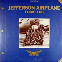 Jefferson Airplane - Flight Log CD (album) cover