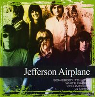 Jefferson Airplane - Collections: Jefferson Airplane CD (album) cover