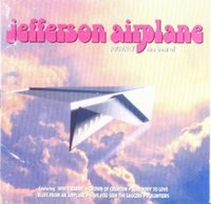 Jefferson Airplane - Journey - The Best Of Jefferson Airplane CD (album) cover