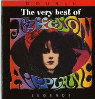 Jefferson Airplane - The Very Best Of Jefferson Airplane CD (album) cover