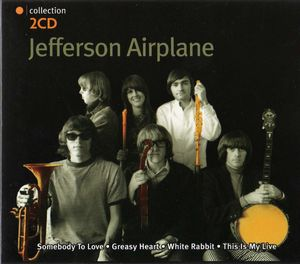 Jefferson Airplane - Collection 2cd: Jefferson Airplane CD (album) cover