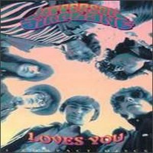 Jefferson Airplane - Selections From Jefferson Airplane Loves You CD (album) cover