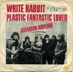 Jefferson Airplane - White Rabbit CD (album) cover