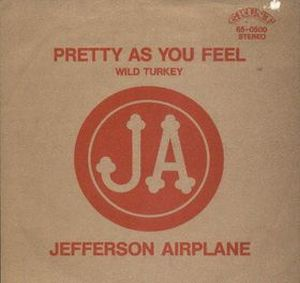 Jefferson Airplane - Pretty As You Feel CD (album) cover