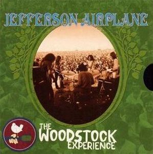 Jefferson Airplane - The Woodstock Experience CD (album) cover