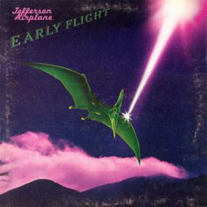 Jefferson Airplane - Early Flight CD (album) cover