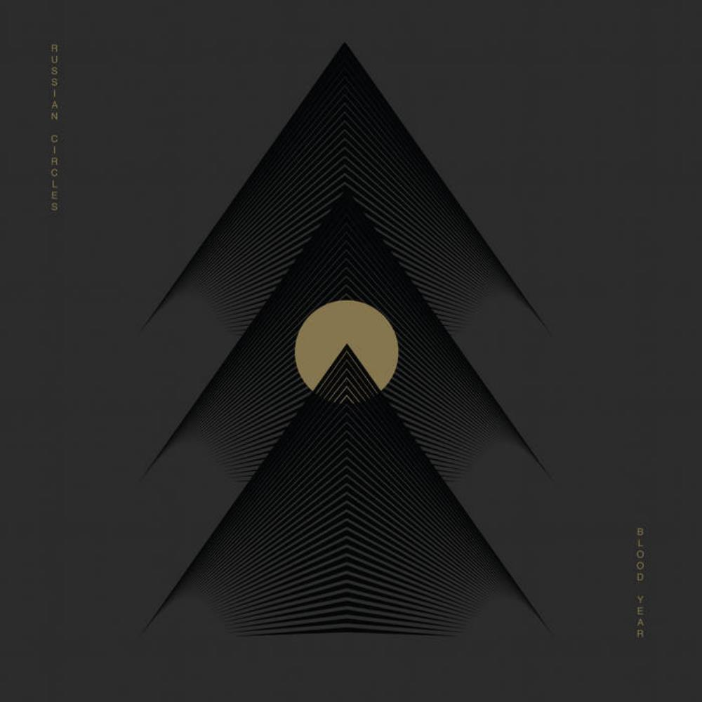 Russian Circles - Blood Year CD (album) cover