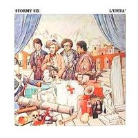 Stormy Six - L'unità CD (album) cover