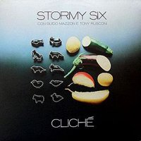 Stormy Six - Cliché CD (album) cover