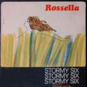 Stormy Six - Rossella CD (album) cover