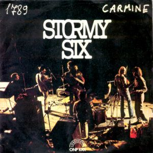 Stormy Six - 1789 CD (album) cover