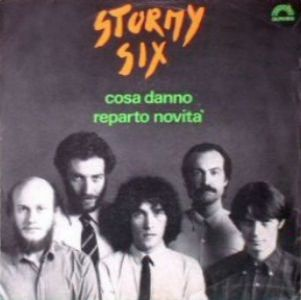 Stormy Six - Cosa Danno CD (album) cover