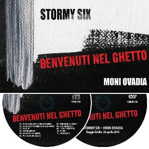 Stormy Six - Benvenuti Nel Ghetto (feat. Moni Ovadia) CD (album) cover