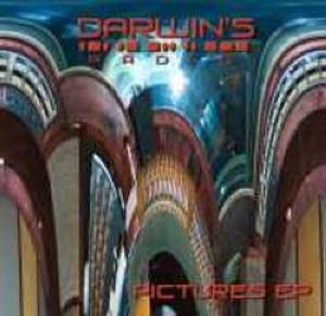 Darwin's Radio - Pictures Ep CD (album) cover