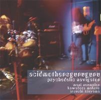 Acid Mothers Temple - Acid Mothers Guru Guru: Psychedelic Navigator CD (album) cover