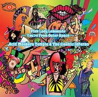 Acid Mothers Temple - Pink Lady Lemonade: You're From Outerspace CD (album) cover