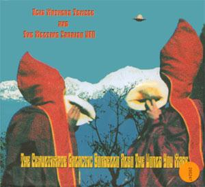 Acid Mothers Temple - The Penultimate Galactic Bordello Also The World You Made (4 Cd) CD (album) cover