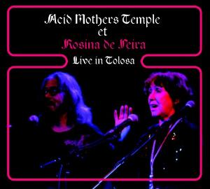 Acid Mothers Temple - Live In Tolosa CD (album) cover