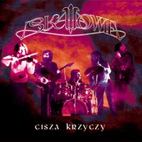 Skaldowie - Cisza Krzyczy - Leningrad 1972 (An Official Live Bootleg) CD (album) cover