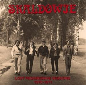 Skaldowie - Lost Progressive Sessions 1970-1971 CD (album) cover