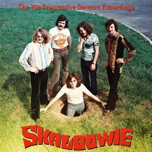 Skaldowie - The 70s Progressive German Recordings CD (album) cover