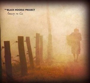 The Black Noodle Project - Ready To Go CD (album) cover