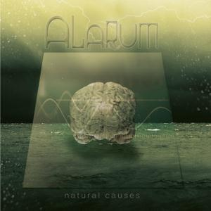 Alarum - Natural Causes CD (album) cover