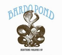 Bardo Pond - Volume I-IV CD (album) cover