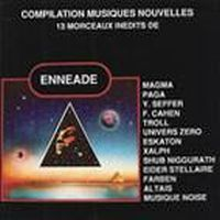 Various Artists (label Samplers) - Enneade CD (album) cover