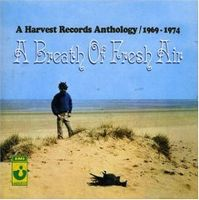 Various Artists (label Samplers) - A Breath Of Fresh Air: A Harvest Records Anthology/ 1969-1974 CD (album) cover