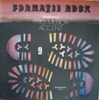 Various Artists (label Samplers) - Formatii Rock 9 - Grupurile Pro Musica / Accent CD (album) cover