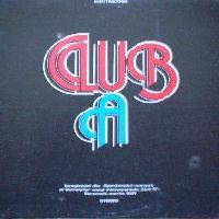 Various Artists (label Samplers) - Club A CD (album) cover