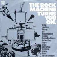 Various Artists (label Samplers) - The Rock Machine Turns You On CD (album) cover
