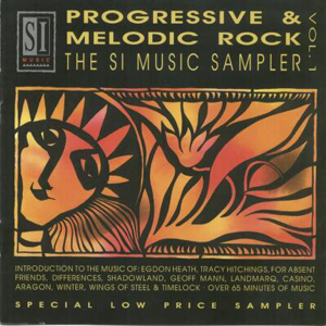 Various Artists (label Samplers) - The SI Music Sampler Vol. 1 CD (album) cover