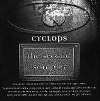 Various Artists (label Samplers) - Cyclops: The Second Sampler CD (album) cover