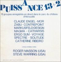 Various Artists (label Samplers) - Puissance CD (album) cover