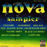 Various Artists (label Samplers) - Nova Sampler CD (album) cover