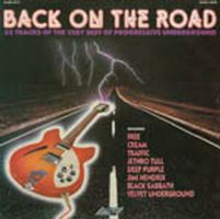 Various Artists (label Samplers) - Back On The Road - The Very Best Of Progressive Underground CD (album) cover