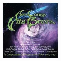 Various Artists (label Samplers) - Ars Longa Vita Brevis: A Compendium Of Progressive Rock 1967-1974 CD (album) cover