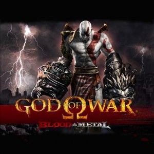 Various Artists (label Samplers) - God Of War: Blood & Metal CD (album) cover