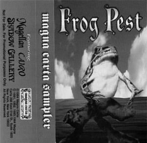 Various Artists (label Samplers) - Frog Pest CD (album) cover